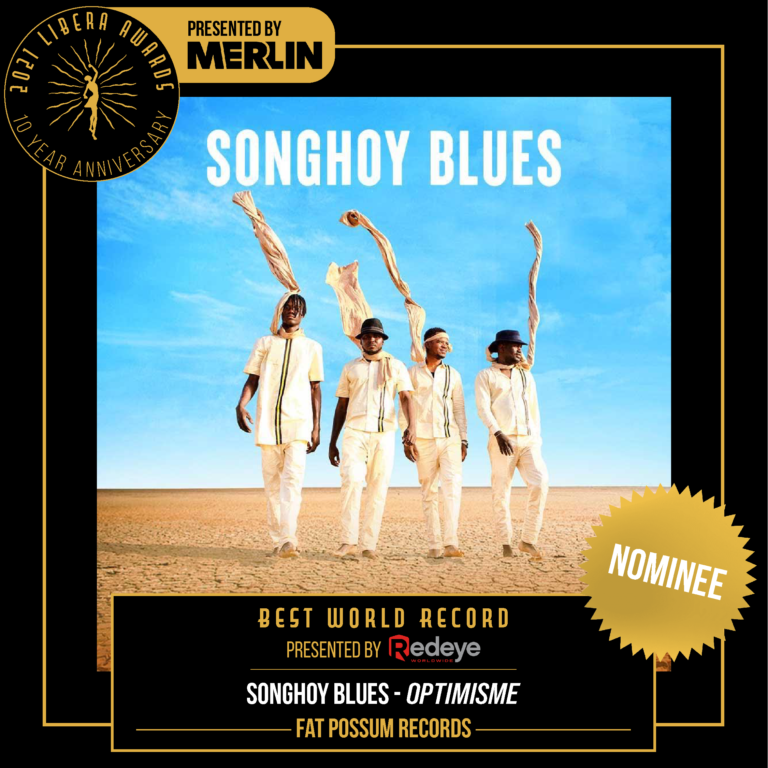 Best World_2021 Libera Nominee_Songhoy Blues